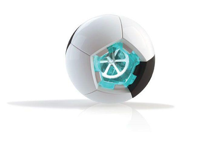 El balón de fútbol Soccket genera energía a partir del juego