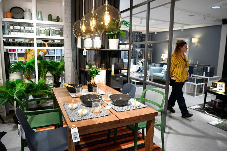 ¿Arrendarías una estantería Ikea?