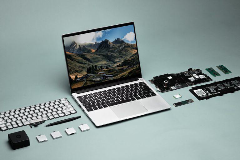 Framework Computer open