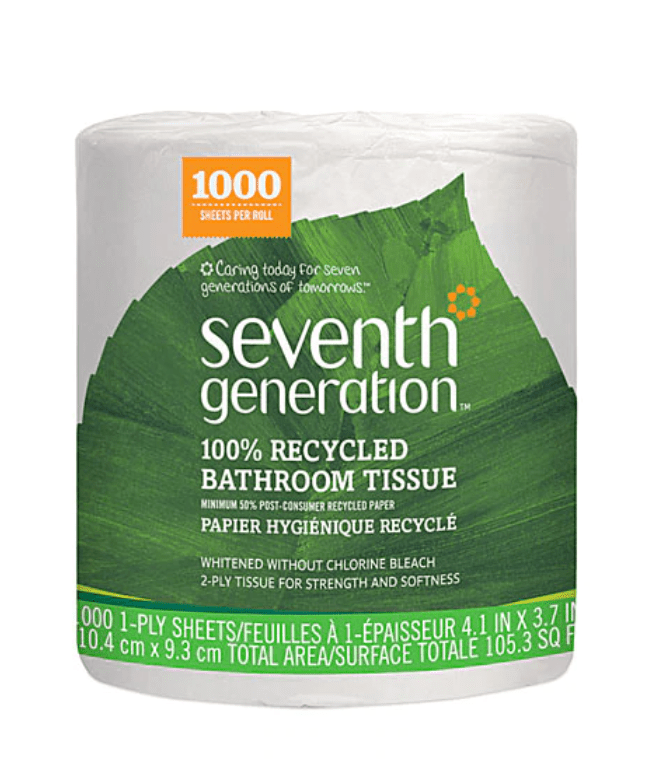 Seventh Generation Bathroom Tissue