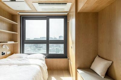 LIFE micro-apartments coliving Ian Lee