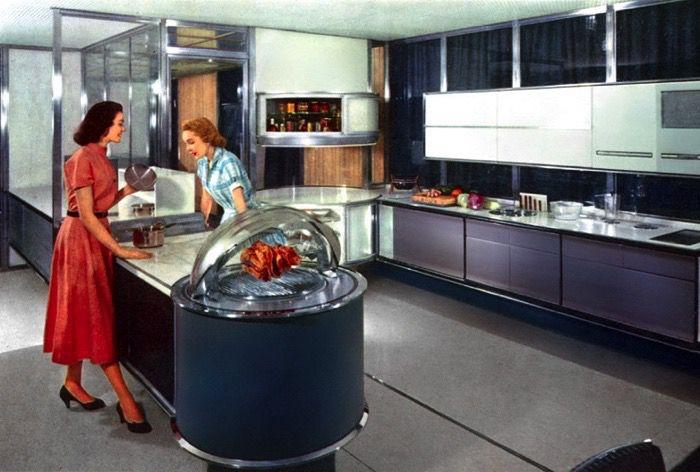 ¿Dónde está esa cocina del futuro que nos prometieron?