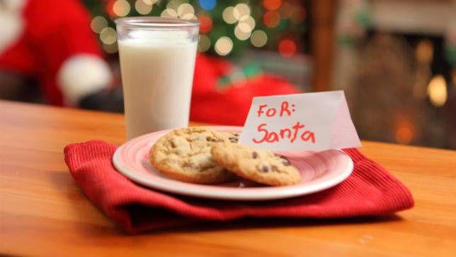 ¿Qué le dejan los niños de todo el mundo a Santa?