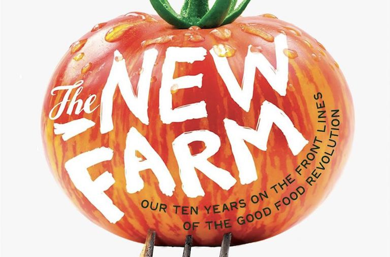 'The New Farm' cuenta la historia de la construcción de una granja orgánica exitosa
