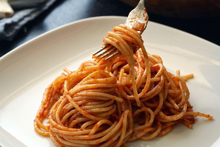 La salsa de tomate más fácil del mundo también es la más deliciosa