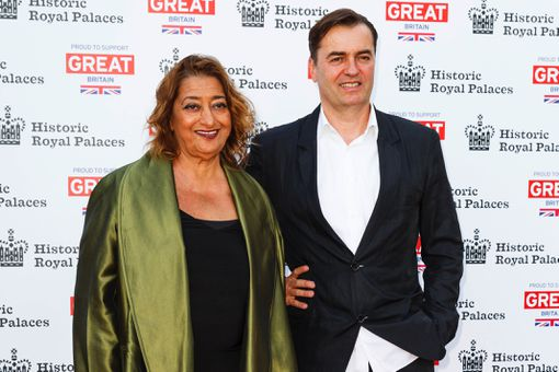 Zaha Hadid and Patrik Schumacher
