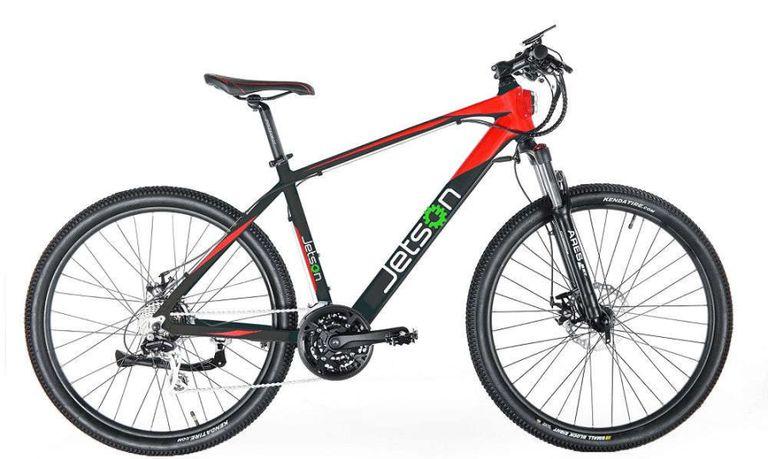 Jetson está incorporando las bicicletas eléctricas con su bicicleta de aventura
