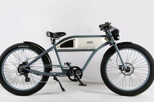 Greaser bike