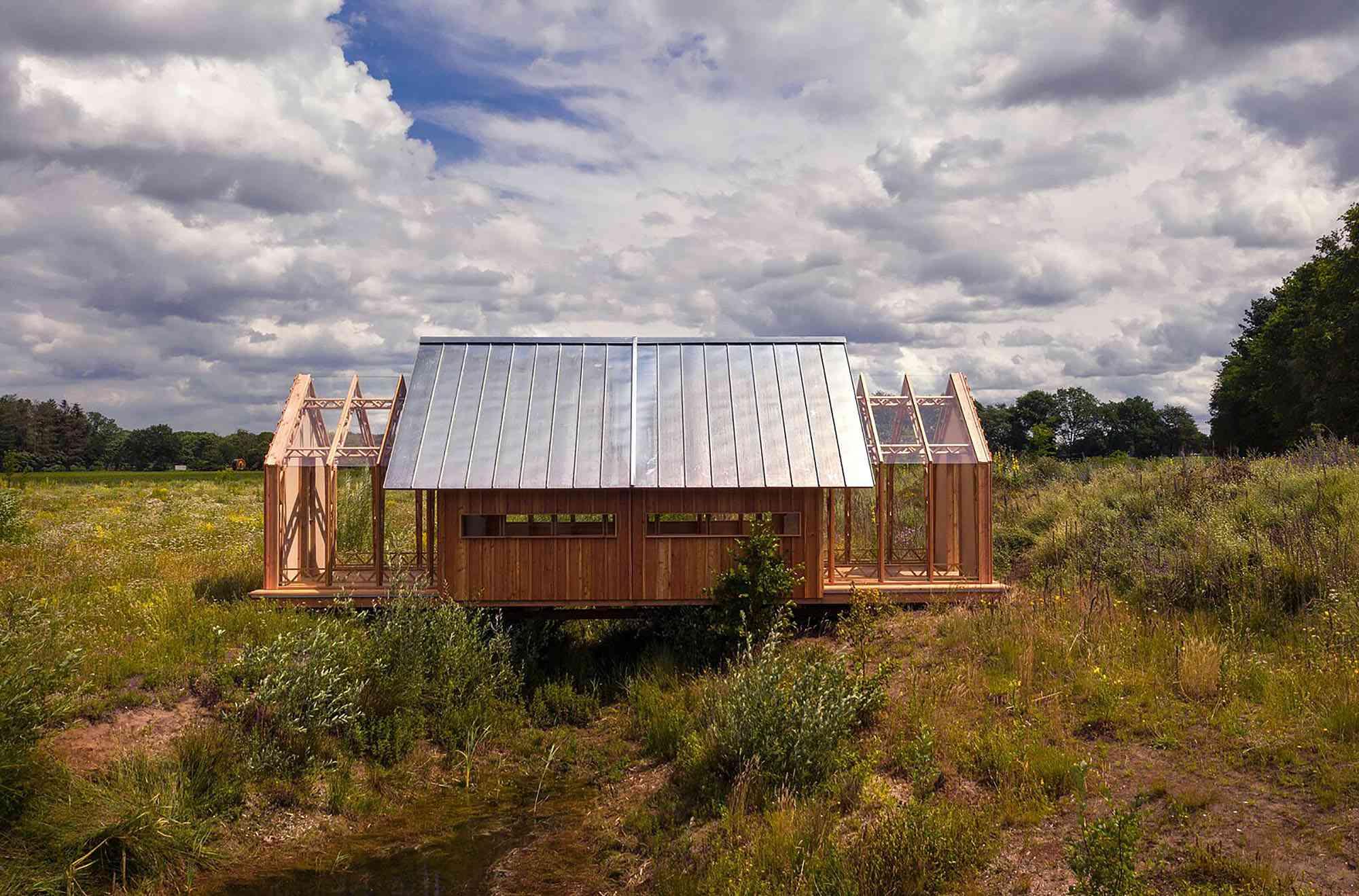 Cabin ANNA by Caspar Schols sunrooms