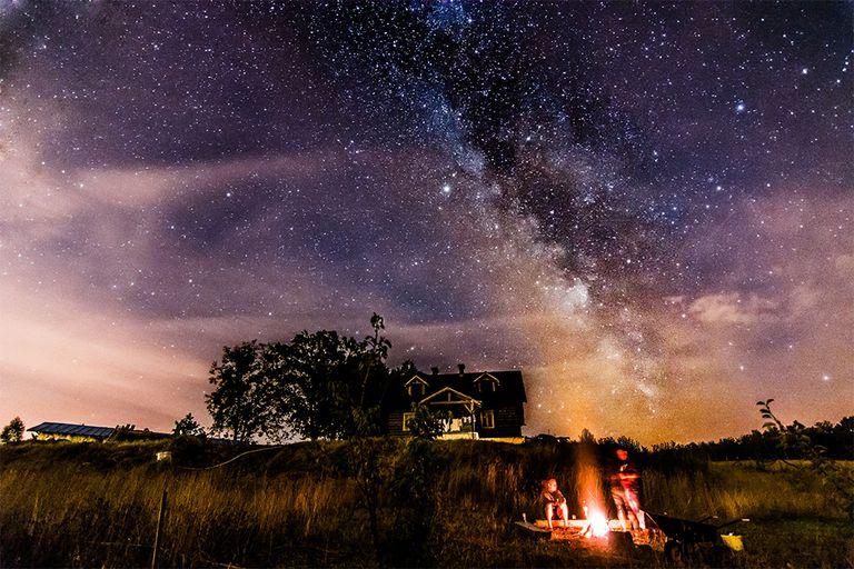 Qué ver en el cielo nocturno en marzo