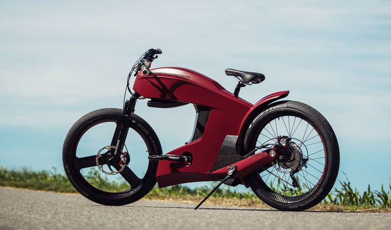 Swiss E-Bike Startup ofrece modelos de enduro, rastreadores de tablas y carreras de café de alta potencia