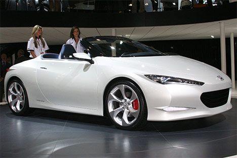 Honda OSM Concept car photo