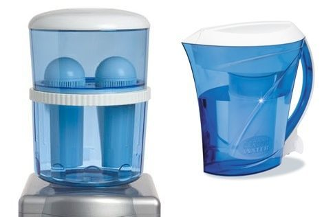zerofilter jug and cooler photo