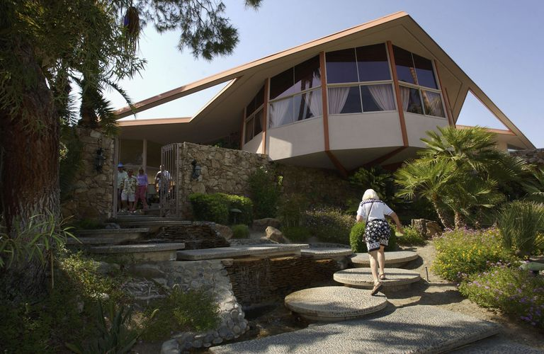 Alexander Estate/Elvis Honeymoon Hideaway, Palm Springs