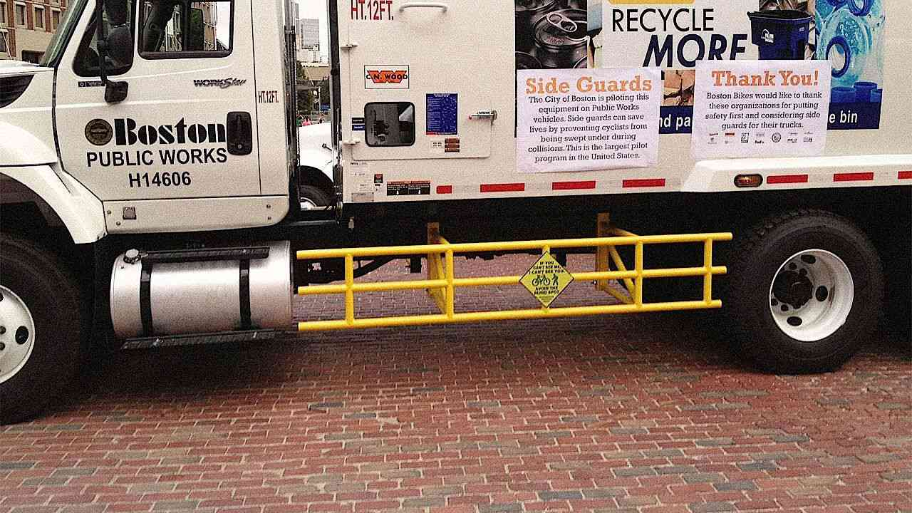 sideguard truck