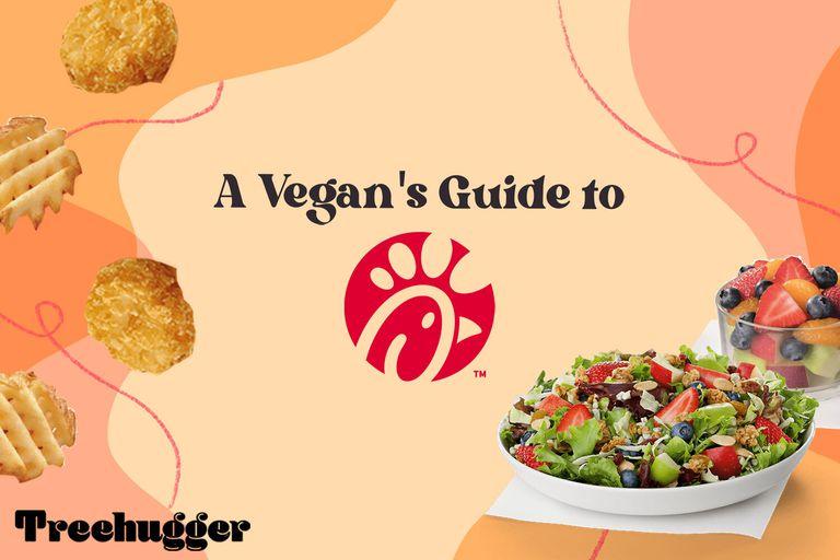 chick fil a vegan
