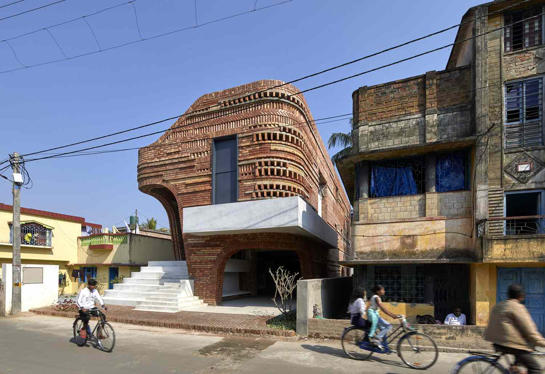 gallery house abin design studio exterior