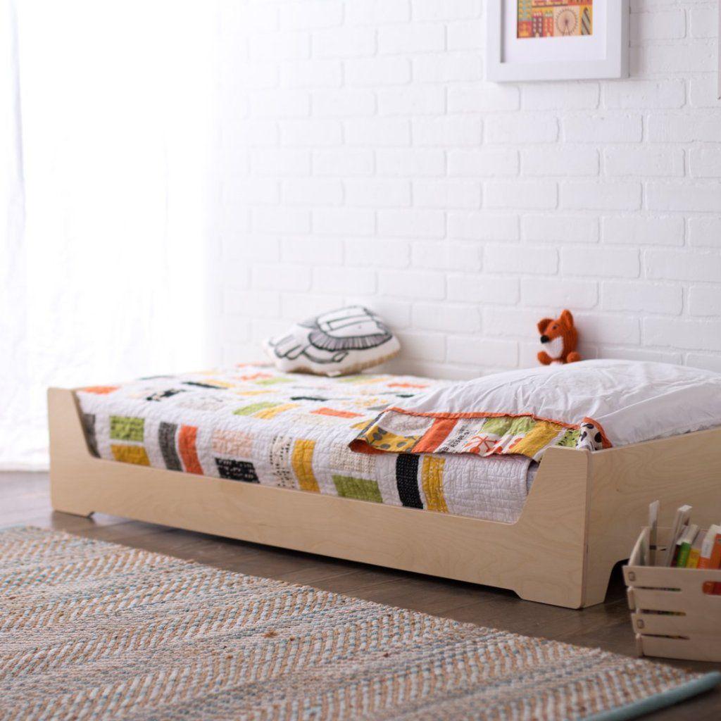 Sprout's Montessori Floor Bed