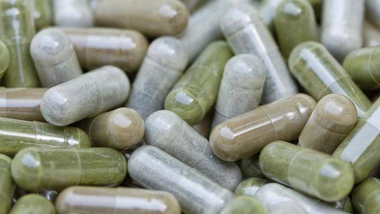 Estos cientos de suplementos incluyen productos farmacéuticos no aprobados