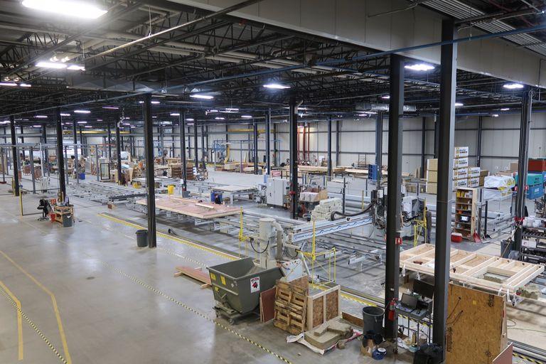 Bensonwood Factory