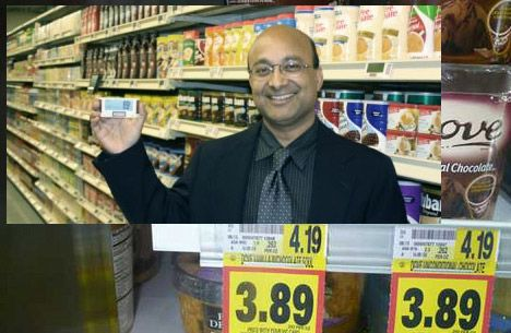 digital price tags from Altierre Corp photo