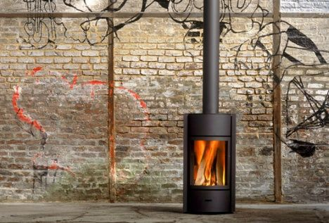 stuv stove wood fire photo