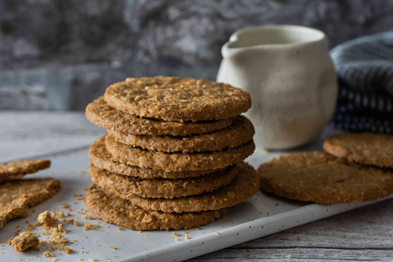 Flat and crispy problem cookies