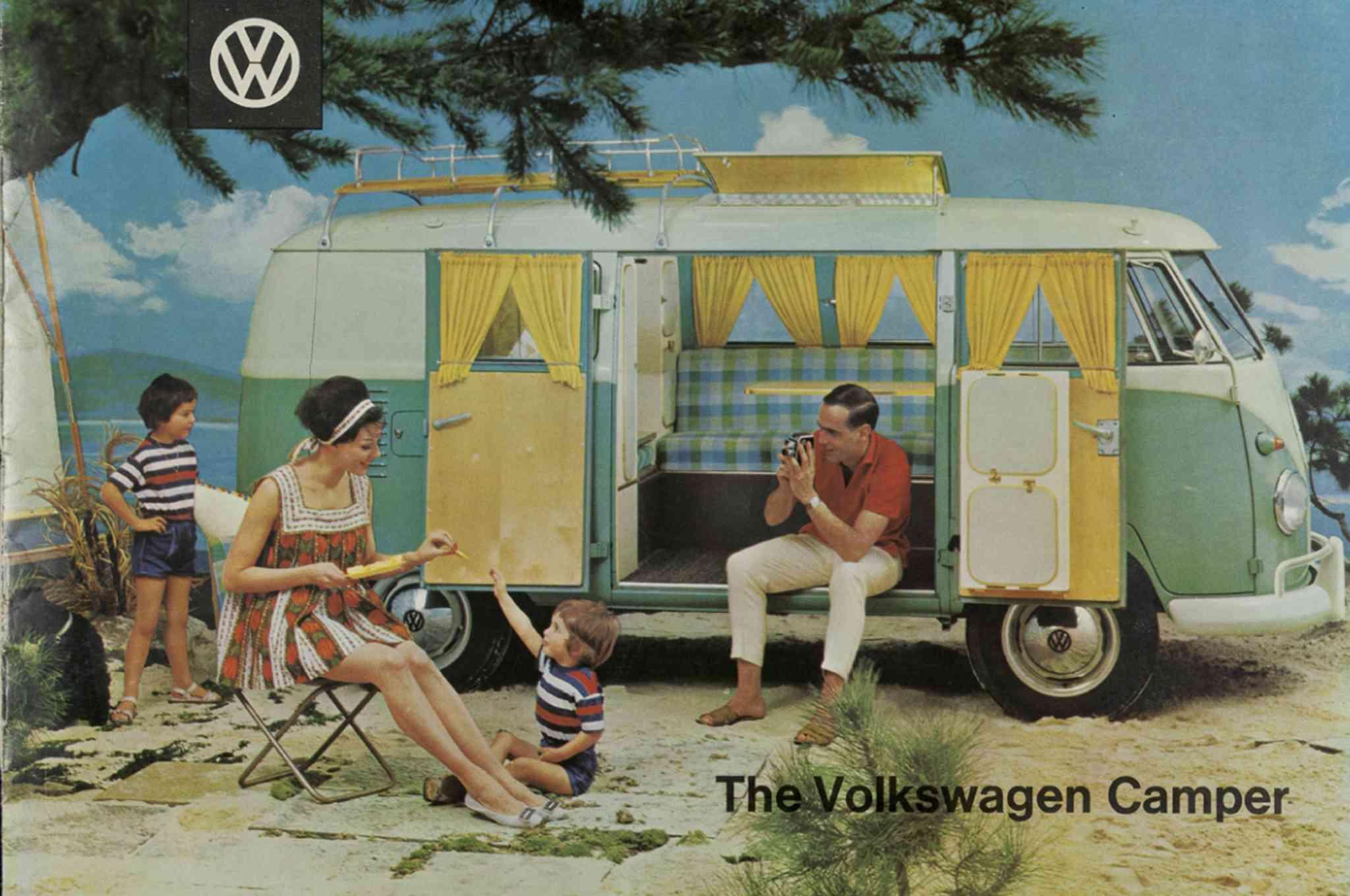 camper bus photo