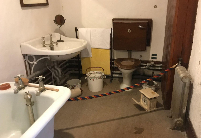 Bathroom in Appin Scotland