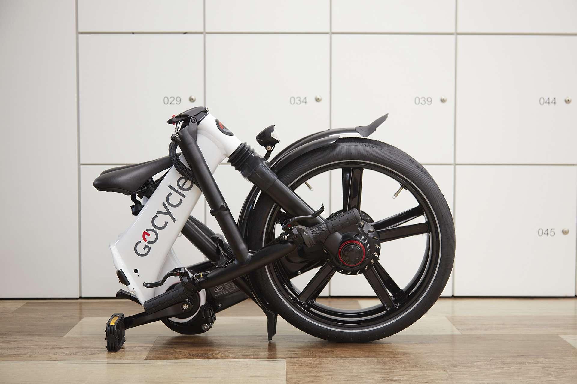 Folded Gocycle