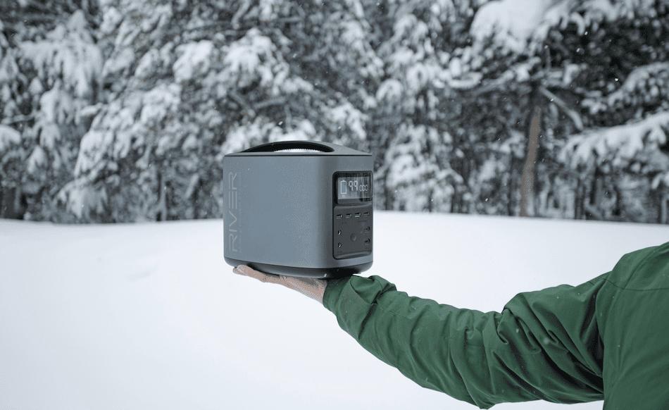 EcoFlow Tech RIVER battery