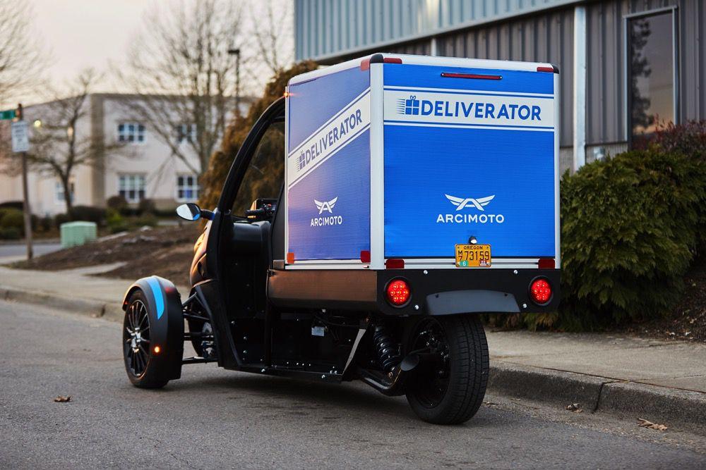 Deliverator Rear