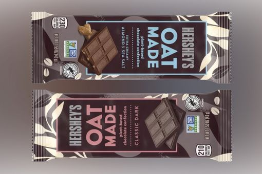 oat chocolate bar by Hershey's