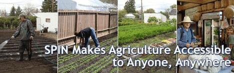 SPIN farming photo