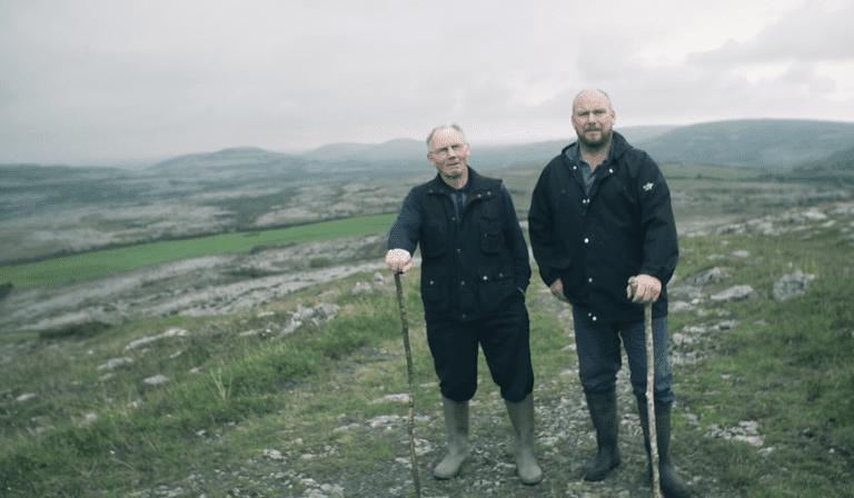 Cómo los ganaderos irlandeses preservan un paisaje antiguo y extraño