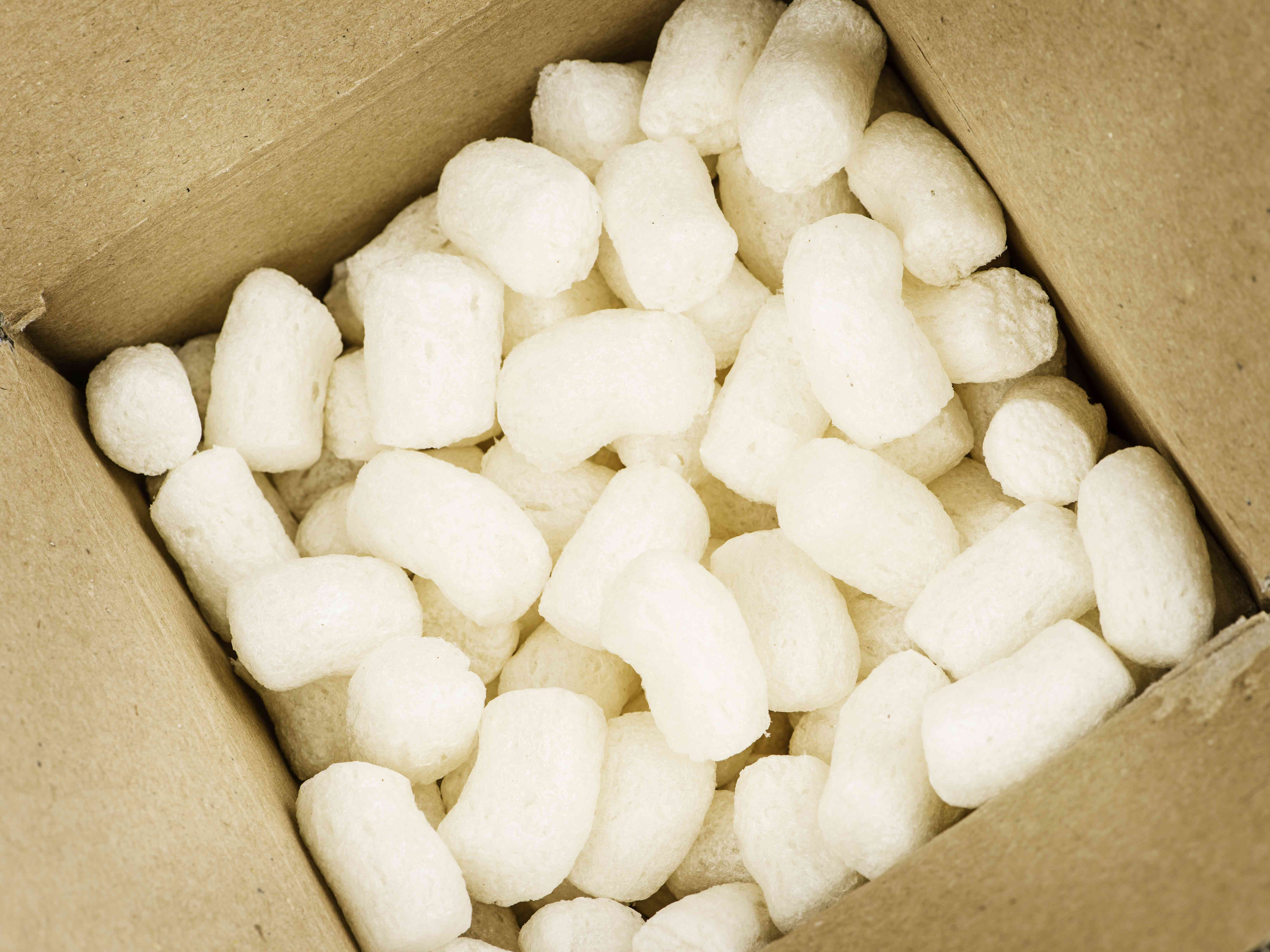 Eco-Friendly Biodegradable Packing Peanuts