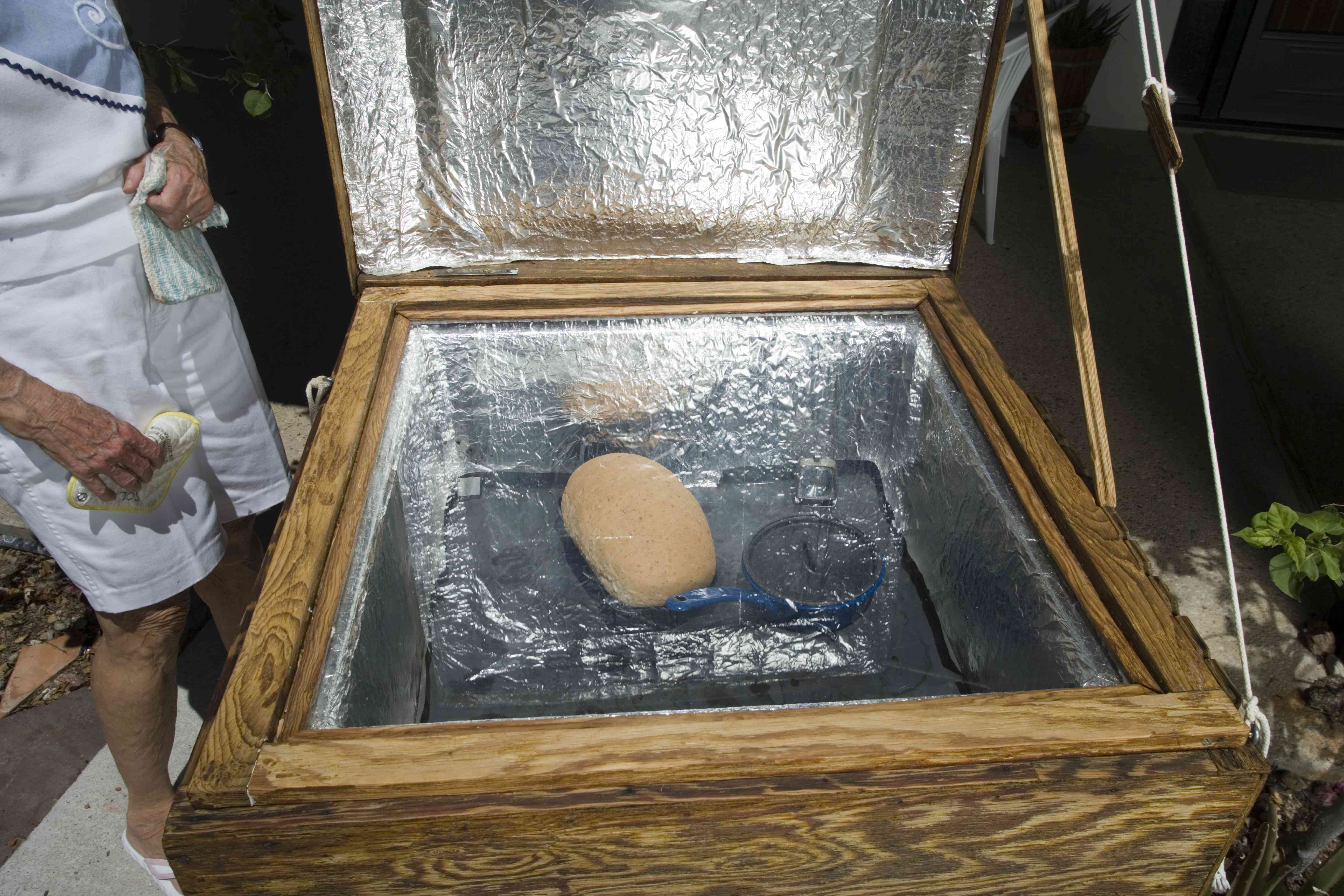 Solar Cooking in Southern California