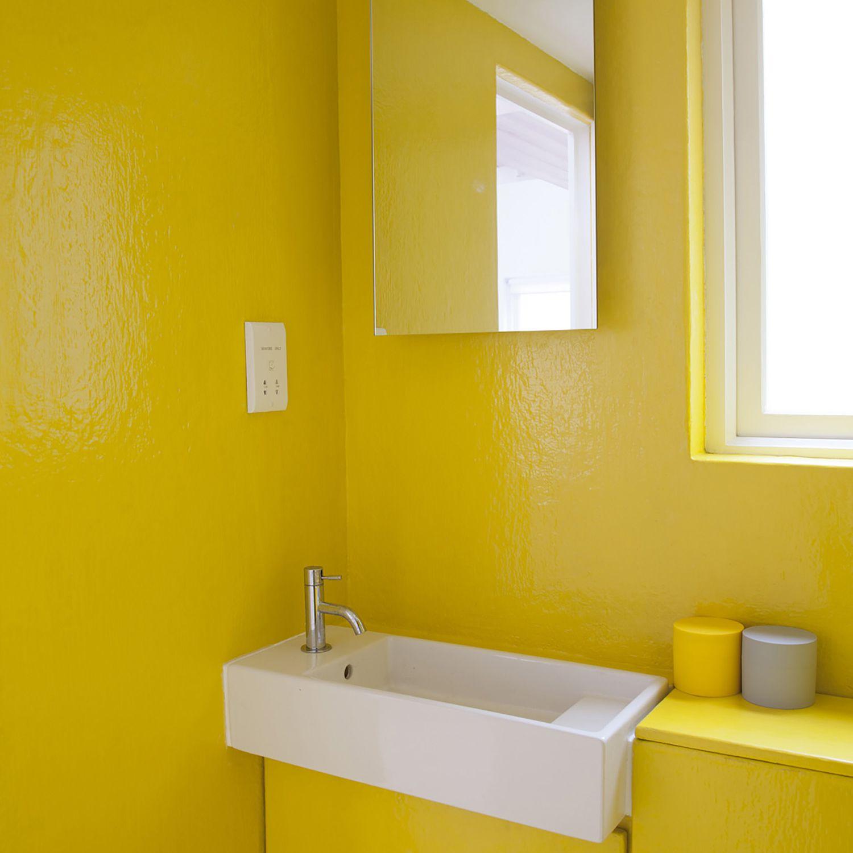 Small Townhouse Studiomama bathroom