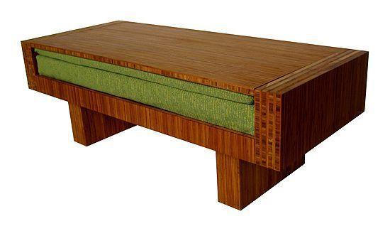 Akemi Tanaka convertible coffee table