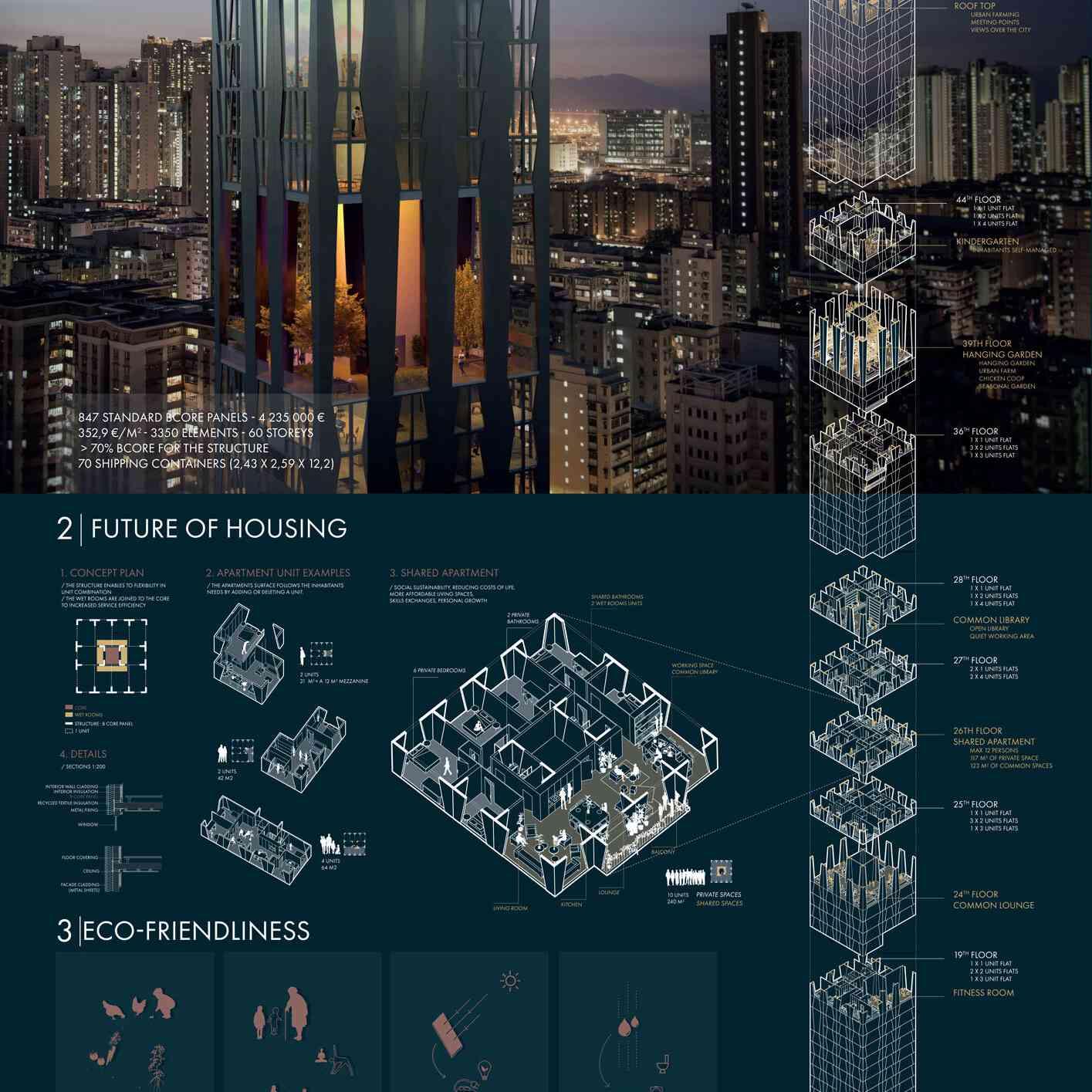 Collective Geometries2