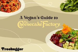 Vegan guide to The Cheesecake Factory