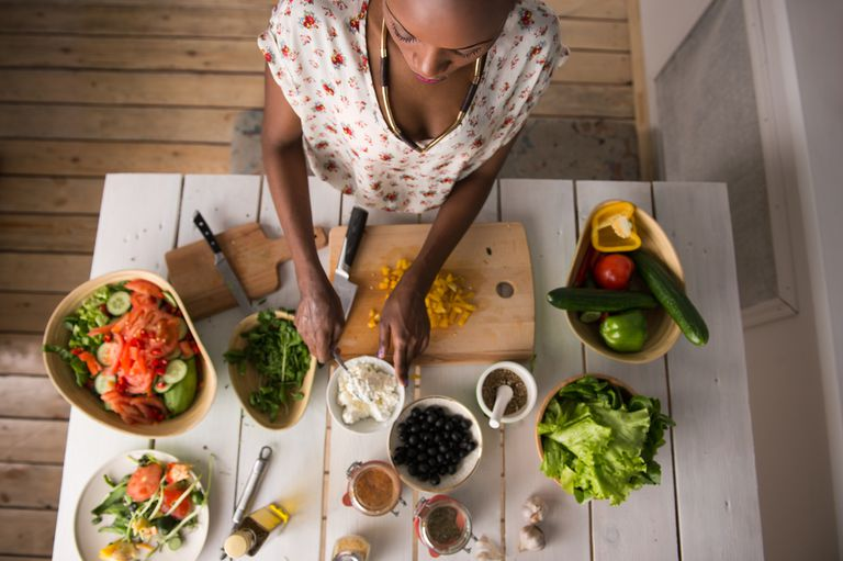 Eating a complete, healthy diet as a vegetarian is easy, but consult nutritionist or dietitian for tips for putting together nourishing meals.