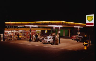 A BP station from when they were in the oil business