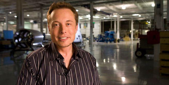 Elon Musk: Hyperloop transportaría personas a través del país a 4.000 millas por hora