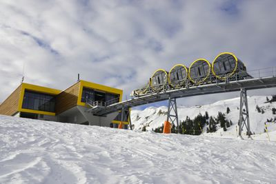 Stoosbahn, a new funicular Switzerland that's the steepest in the world
