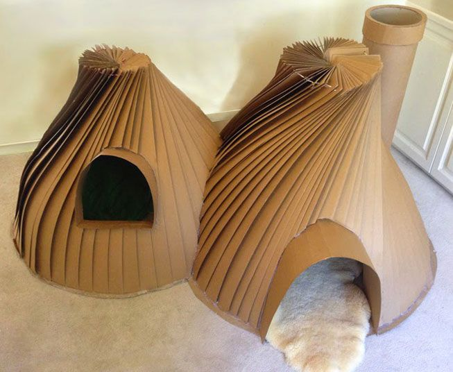10 Cool Things Made From Cardboard