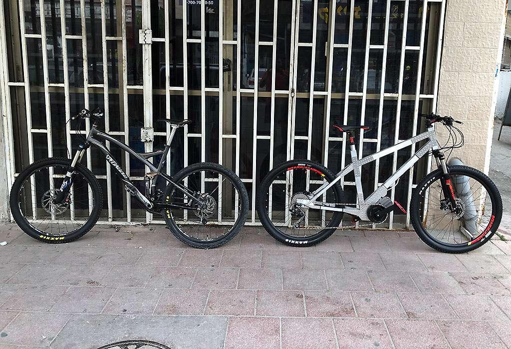 Avial bikes