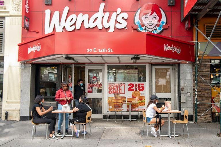Wendy's Union Square