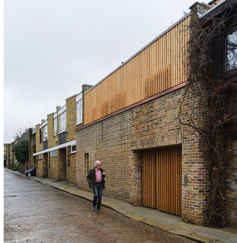 Ingeniero británico construye una casa sin (casi) calefacción