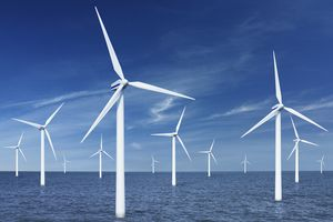 off shore wind farm